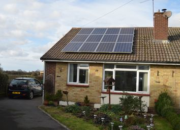 Thumbnail 2 bed semi-detached bungalow for sale in Manor Gardens, Emsworth