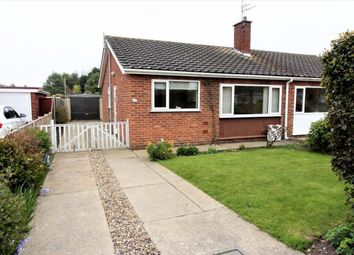 Thumbnail 2 bed bungalow for sale in Harrington Avenue, Lowestoft