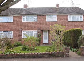 Thumbnail 3 bed terraced house for sale in Harport Road, Greenlands, Redditch