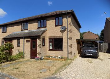 Thumbnail 3 bed semi-detached house for sale in Alder Close, Marchwood