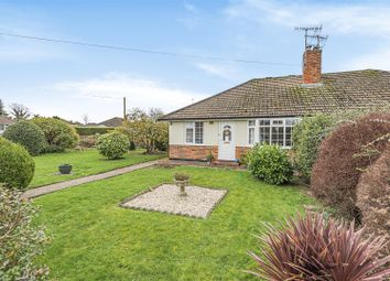 Thumbnail 2 bedroom semi-detached bungalow for sale in Gorringe Valley Road, Willingdon, Eastbourne