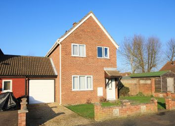 Thumbnail 3 bed property to rent in High House Avenue, Wymondham, Norfolk