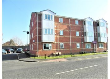 Thumbnail 2 bed flat for sale in Abbey Court, Newcastle Upon Tyne