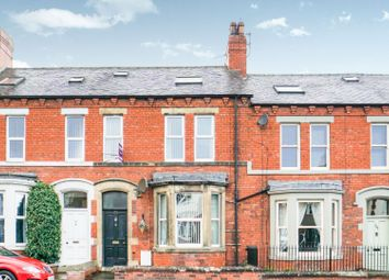 Thumbnail 4 bed terraced house for sale in Scotland Road, Carlisle