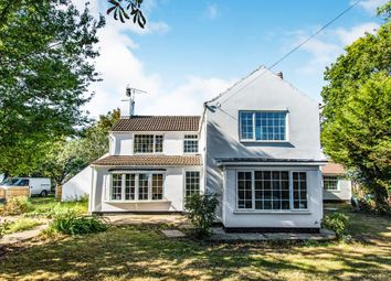 Thumbnail 5 bed detached house for sale in Main Road, Leverton, Boston