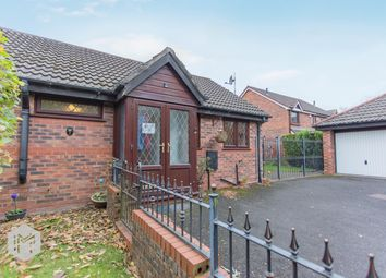 Thumbnail 2 bed bungalow for sale in Plowden Close, Bolton