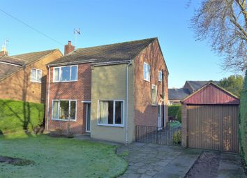 Thumbnail 3 bed detached house for sale in Skellbank Close, Ripon