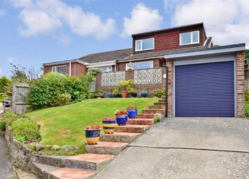 Thumbnail 3 bed semi-detached house for sale in Valestone Close, Hythe, Kent