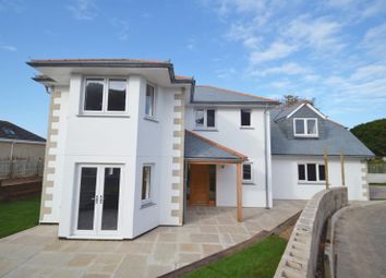 Thumbnail 5 bed detached house for sale in Off Headland Road, Carbis Bay, Cornwall