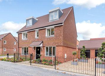Thumbnail 2 bed terraced house for sale in Beldam Bridge Road, West End, Surrey