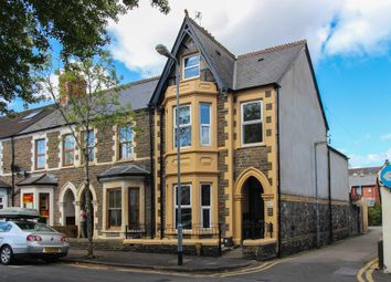Thumbnail 3 bed end terrace house for sale in Bangor Street, Roath, Cardiff