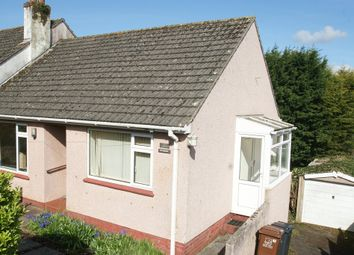 Thumbnail 2 bed semi-detached bungalow for sale in Belfield Way, Marldon, Paignton