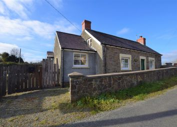Thumbnail 3 bed cottage for sale in Lower Quay Road, Hook, Haverfordwest