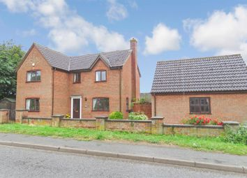 Thumbnail 4 bed detached house for sale in Springfield, Dunton, Biggleswade
