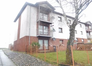 Thumbnail 3 bed flat to rent in Calderglen Court, Airdrie, North Lanarkshire