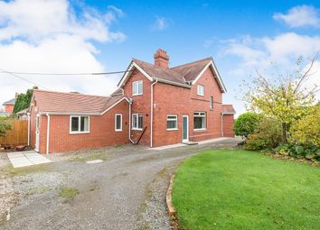 Thumbnail 4 bed semi-detached house for sale in Park Green, Whittington, Oswestry