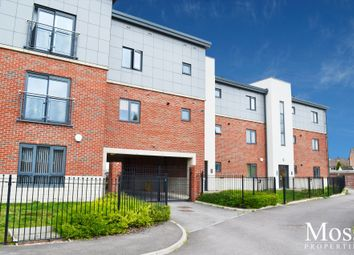 Thumbnail 2 bed flat to rent in Brooke Court, Auckley, Doncaster