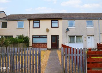 Thumbnail 3 bed terraced house for sale in Pine Quadrant, Girvan, South Ayrshire