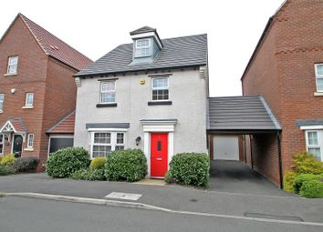 Thumbnail 5 bedroom detached house for sale in Hopkin Court, Mapperley Plains, Nottingham