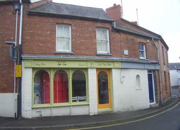 Thumbnail Commercial property for sale in Queens Terrace, Cardigan, Ceredigion