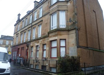 Thumbnail 3 bed flat to rent in Forth Street, Glasgow