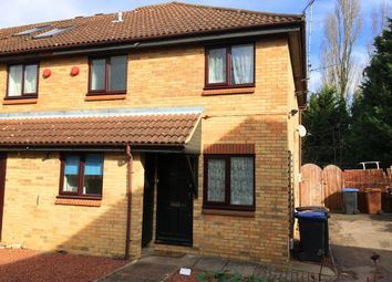 Thumbnail 1 bedroom end terrace house for sale in Bull Stag Green, Hatfield