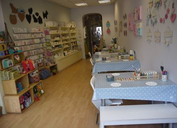 Thumbnail Retail premises for sale in Art Galleries & Craft HG1, North Yorkshire