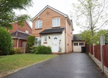 Thumbnail 3 bed detached house for sale in Hermitage Drive, Walmley, Sutton Coldfield