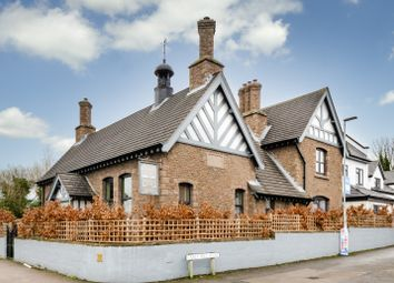 Thumbnail 3 bed detached house for sale in Hinckley Road, Stoney Stanton