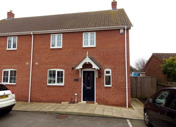 Thumbnail 3 bedroom semi-detached house for sale in High Street, Heacham