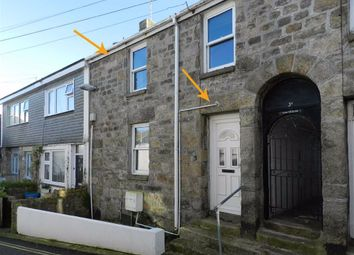 Thumbnail 3 bed terraced house for sale in Dove Street, St. Ives