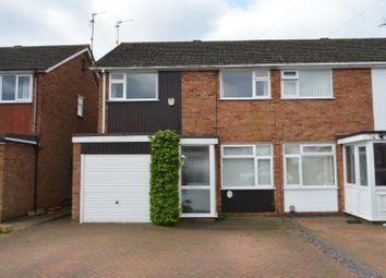 Thumbnail 3 bedroom semi-detached house for sale in Witham Way, Paston