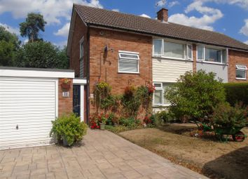 Thumbnail 3 bed property for sale in Fairfax Gardens, Needham Market, Ipswich