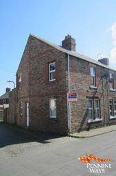 Thumbnail 3 bed end terrace house for sale in Scotsfield Terrace, Haltwhistle