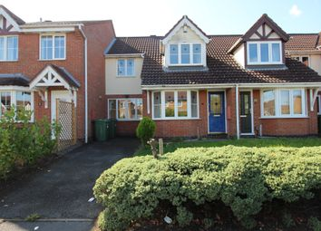 Thumbnail 3 bed terraced house to rent in Burchnall Road, Thorpe Astley