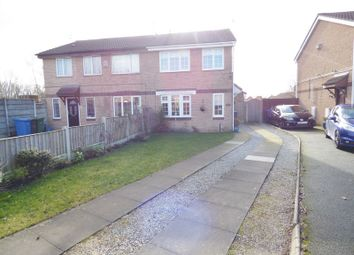 Thumbnail 3 bed semi-detached house for sale in Littleton Close, Great Sankey, Warrington