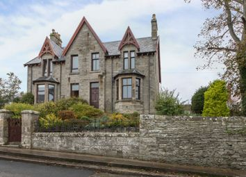 Thumbnail 3 bed semi-detached house for sale in Rose Street, Thurso, Highland