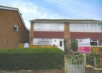 Thumbnail 3 bed semi-detached house for sale in Rowan Close, Portslade, Brighton