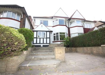 Thumbnail 4 bed semi-detached house to rent in Woodlands, Golders Green