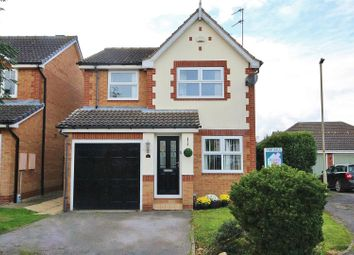 Thumbnail 3 bed detached house for sale in Bond Ings Rise, Sherburn In Elmet, Leeds