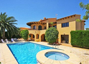 Thumbnail 7 bed villa for sale in Calpe, Valencia, Spain