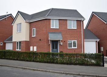 Thumbnail 3 bed detached house for sale in Flint Street, Weston Heights, Stoke-On-Trent