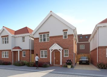 Thumbnail 3 bed detached house for sale in Melbury Gardens, Upton, Poole