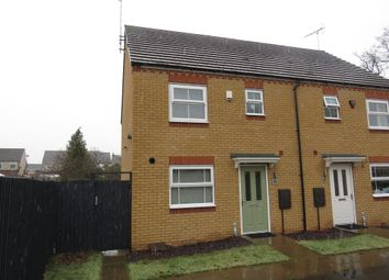 Thumbnail 3 bed semi-detached house for sale in Walmsley Close, Allesley, Coventry