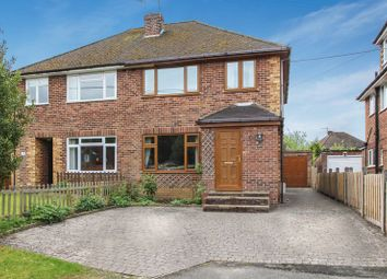 Thumbnail 3 bed semi-detached house for sale in Park Lane, Hazlemere, High Wycombe
