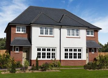 Thumbnail 3 bed semi-detached house for sale in Parc Plymouth At Plasdŵr, Heol Rufus, Cardiff