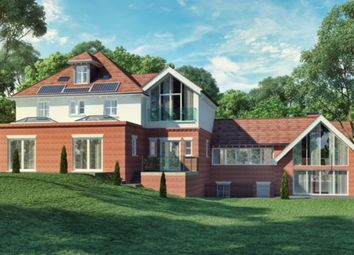 Thumbnail 5 bedroom detached house for sale in Wrens Hill, Oxshott