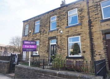 Thumbnail 3 bed terraced house for sale in Heathy Avenue, Holmfield