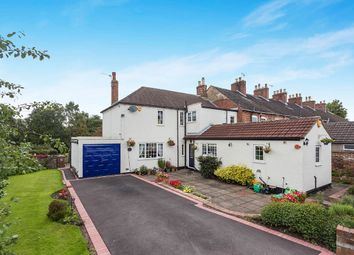 Thumbnail 3 bed detached house for sale in Ashby Road East, Bretby, Burton-On-Trent