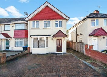 Thumbnail 3 bed semi-detached house to rent in Tokyngton Avenue, Wembley
